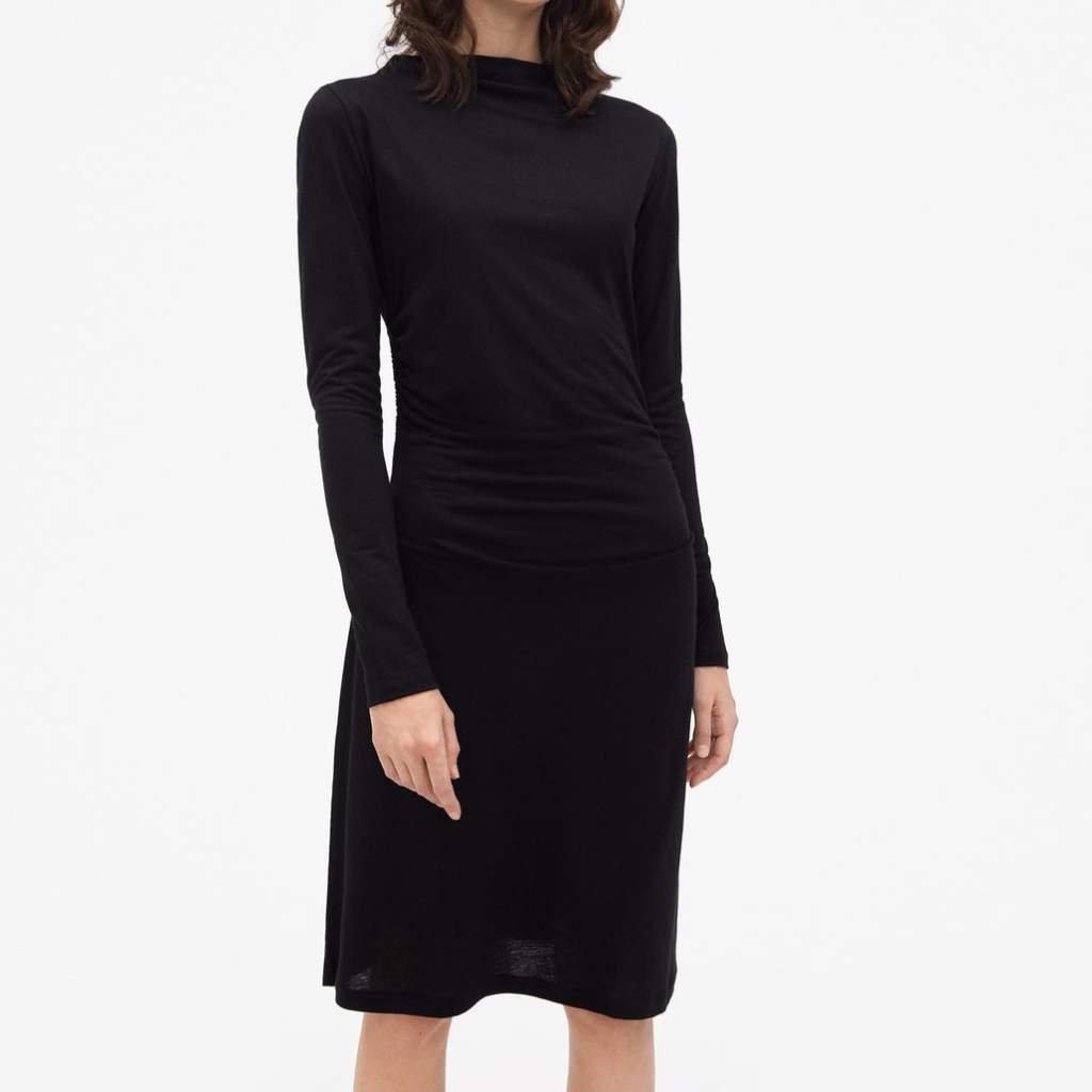 HUS5-filippa-k-tencel-wool-dress-black